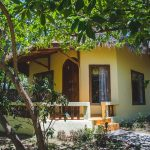Deluxe Triple Bungalow at Bara Beach Bungalows