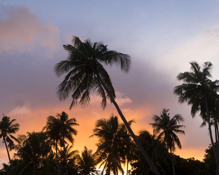 Lemo-Lemo Sunset near Bira