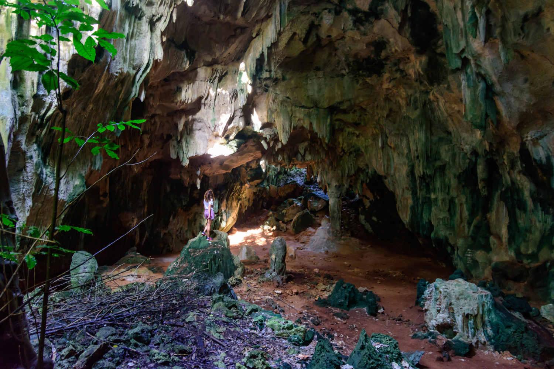 Gua Passea Cave in Ara near Bira